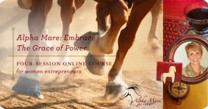 Alpha Mare: Embrace the grace of power