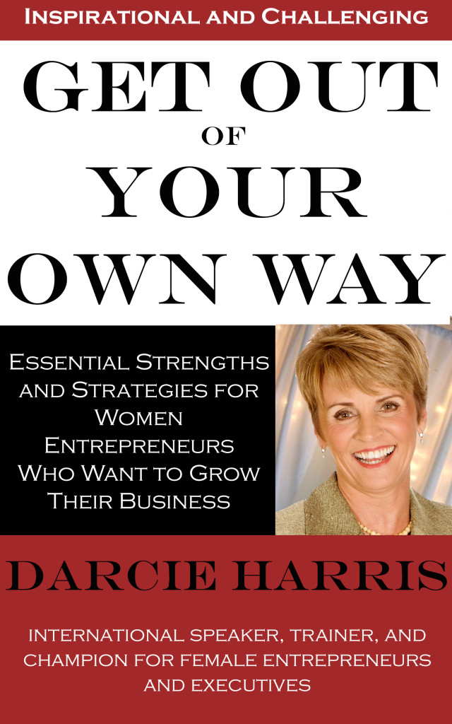 Get Out of Your Own Way: E-books for Women Entrepreneurs